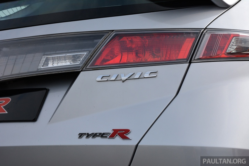 GALLERY: Honda Civic Type R – FWD King of the Ring meets past hatchback masters EP3, FN2 and FK2 Image #678826