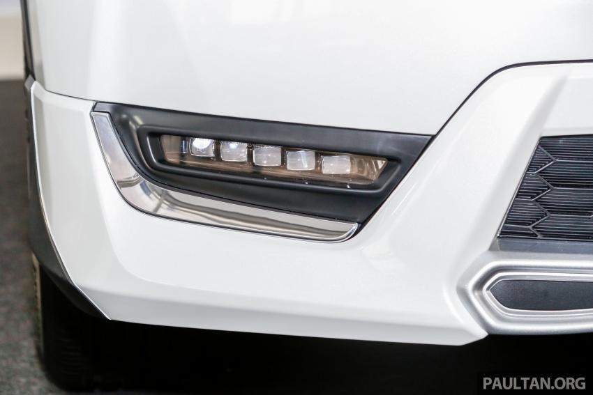 Honda CR-V 2017 dilancar di M'sia – 3 varian 1.5L turbo dan 1 varian 2.0L N/A, harga RM142k-RM168k Image #682420