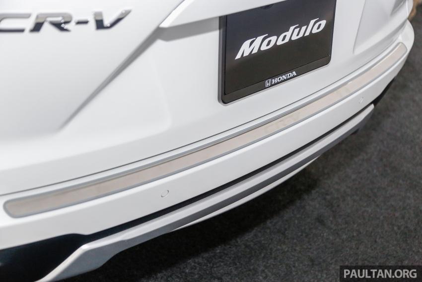 Honda CR-V 2017 dilancar di M'sia – 3 varian 1.5L turbo dan 1 varian 2.0L N/A, harga RM142k-RM168k Image #682437