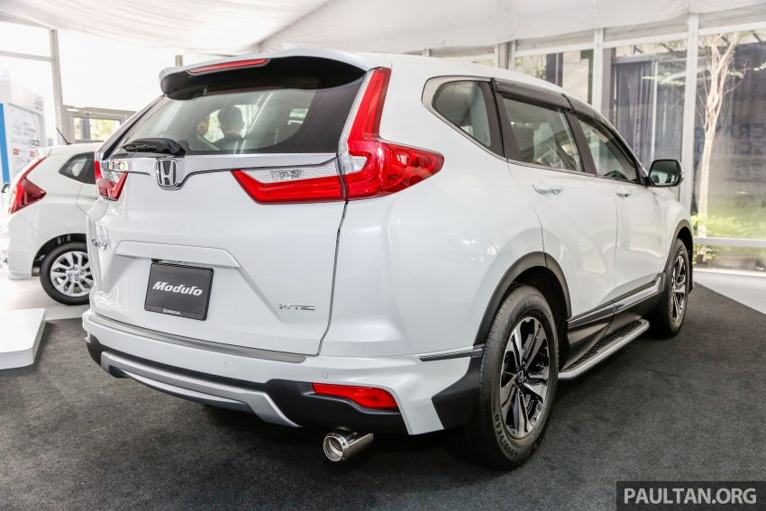 2017 Honda CR-V launched in Malaysia – three 1.5L Turbo, one 2.0L NA, priced from RM142k to RM168k Image #682294