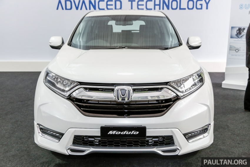 2017 Honda CR-V launched in Malaysia – three 1.5L Turbo, one 2.0L NA, priced from RM142k to RM168k Image #682298