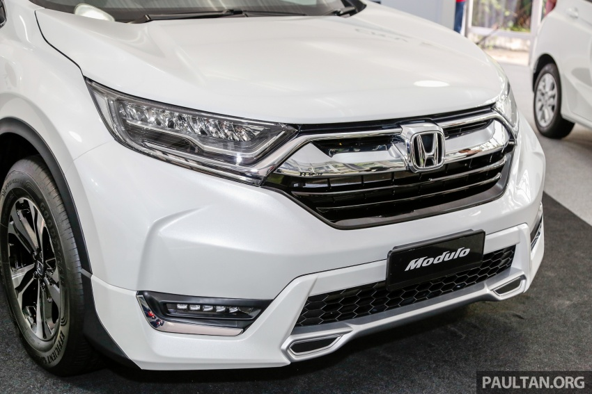 2017 Honda CR-V launched in Malaysia – three 1.5L Turbo, one 2.0L NA, priced from RM142k to RM168k Image #682300