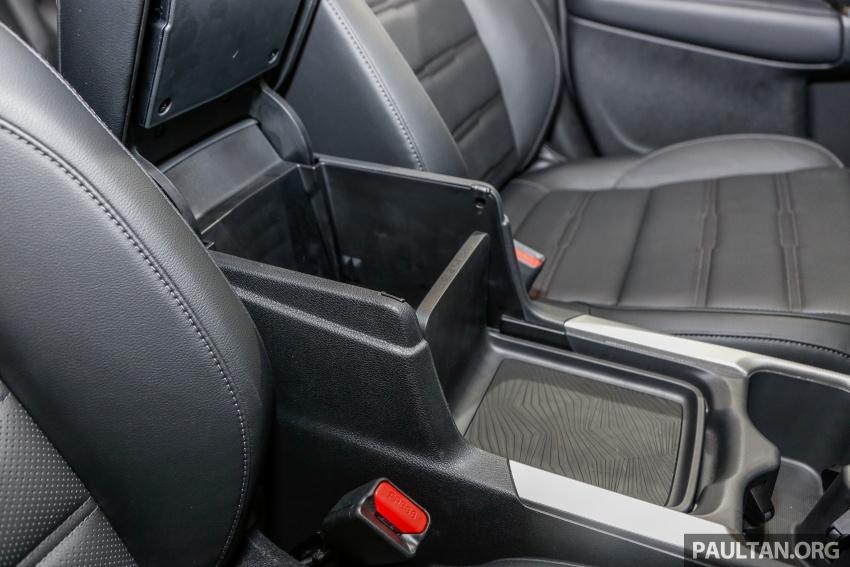 Honda CR-V 2017 dilancar di M'sia – 3 varian 1.5L turbo dan 1 varian 2.0L N/A, harga RM142k-RM168k Image #682459
