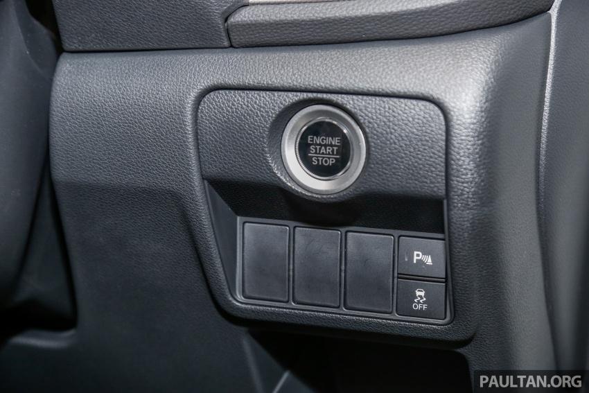 Honda CR-V 2017 dilancar di M'sia – 3 varian 1.5L turbo dan 1 varian 2.0L N/A, harga RM142k-RM168k Image #682462