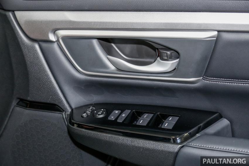 Honda CR-V 2017 dilancar di M'sia – 3 varian 1.5L turbo dan 1 varian 2.0L N/A, harga RM142k-RM168k Image #682475
