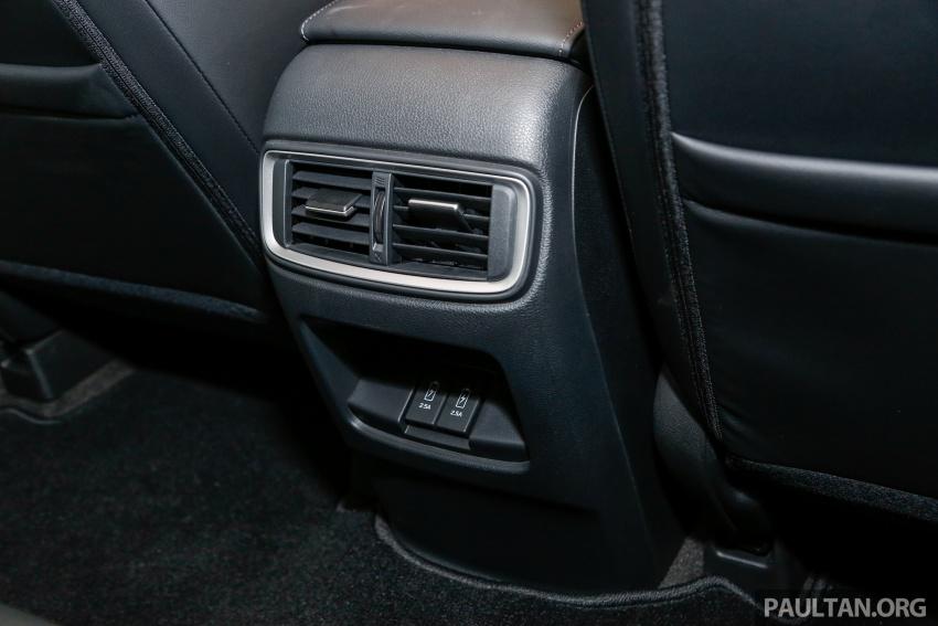 Honda CR-V 2017 dilancar di M'sia – 3 varian 1.5L turbo dan 1 varian 2.0L N/A, harga RM142k-RM168k Image #682479