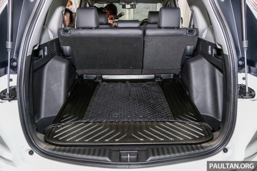 Honda CR-V 2017 dilancar di M'sia – 3 varian 1.5L turbo dan 1 varian 2.0L N/A, harga RM142k-RM168k Image #682482