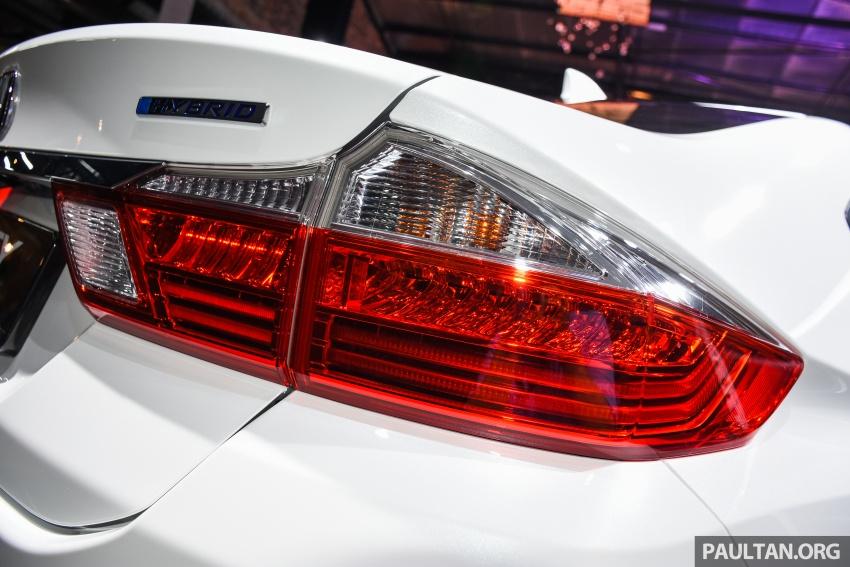 GALLERY: 2017 Honda City Hybrid in Malaysia, RM89k Image #687306