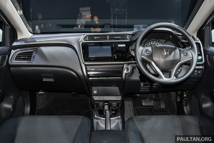GALLERY: 2017 Honda City Hybrid in Malaysia, RM89k Image #687317