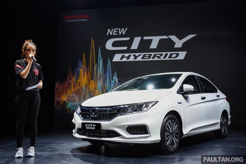 GALLERY: 2017 Honda City Hybrid in Malaysia, RM89k Image #687283