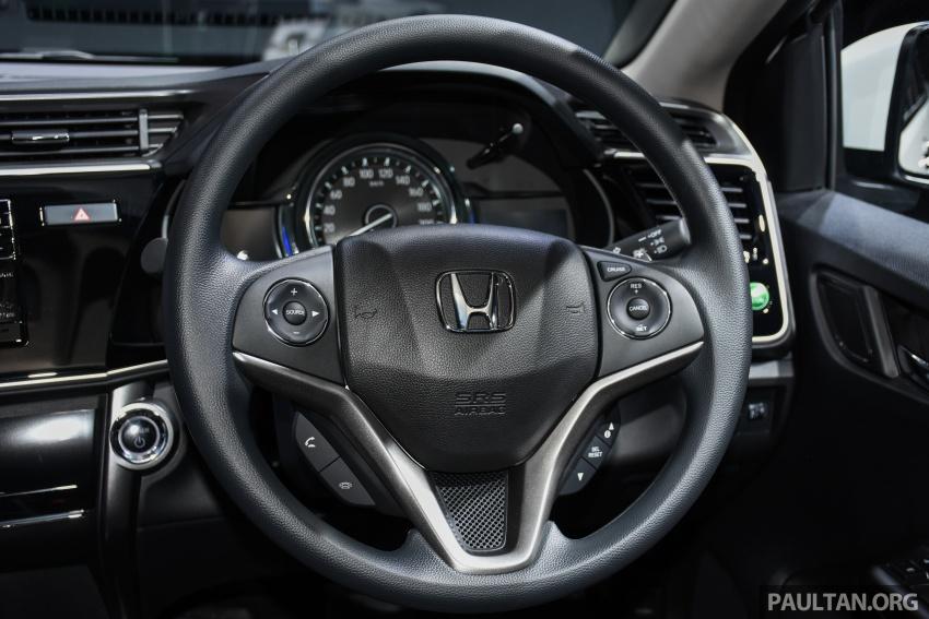 GALLERY: 2017 Honda City Hybrid in Malaysia, RM89k Image #687319