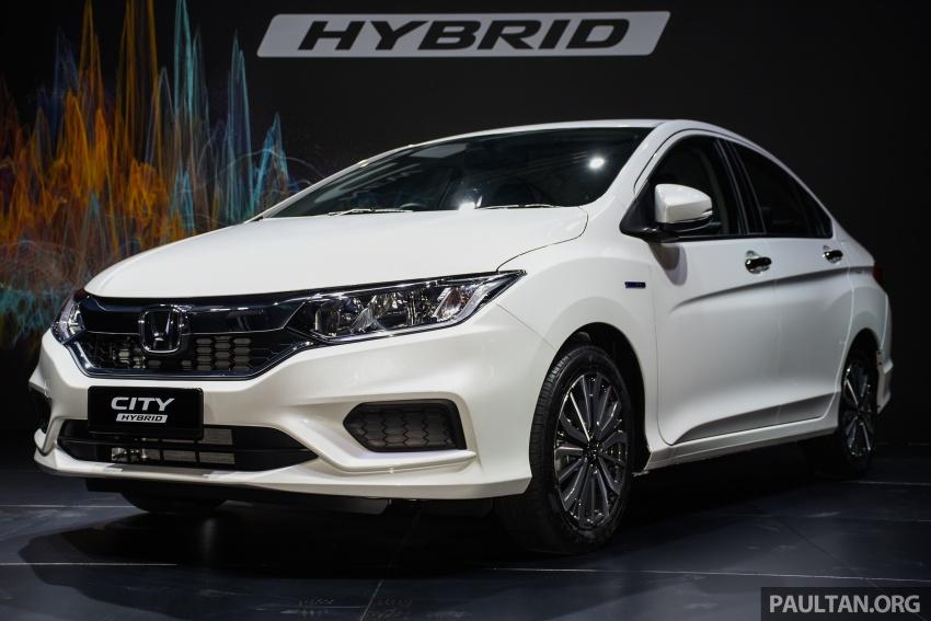 GALLERY: 2017 Honda City Hybrid in Malaysia, RM89k Image #687284