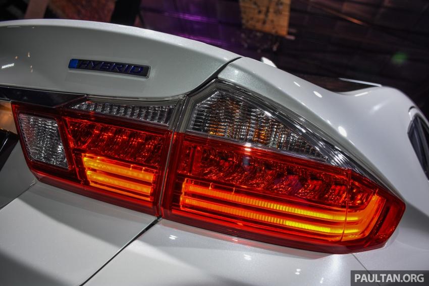 GALLERY: 2017 Honda City Hybrid in Malaysia, RM89k Image #687342