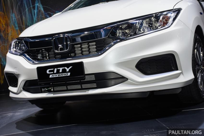 GALLERY: 2017 Honda City Hybrid in Malaysia, RM89k Image #687293