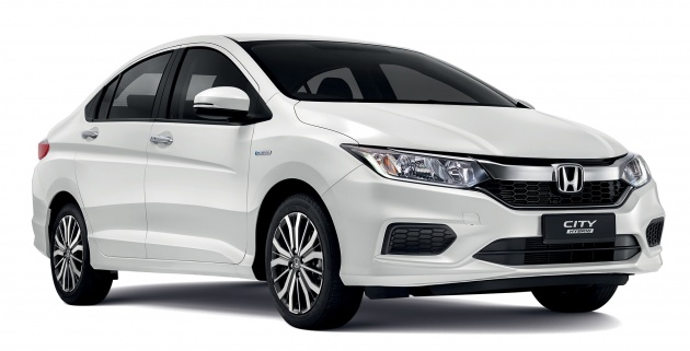 honda city hybrid officially launched in malaysia rm89. Black Bedroom Furniture Sets. Home Design Ideas
