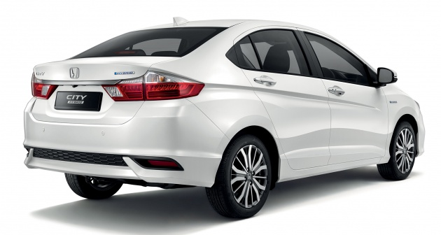 Honda City Hybrid Officially Launched In Malaysia Rm89 200 Slots