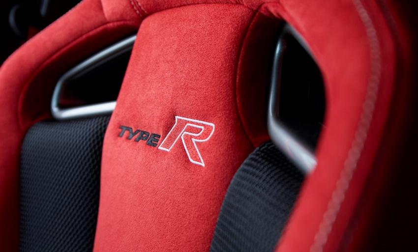 Honda Civic Type R sedia ke Australia – AU$50,990 Image #678594