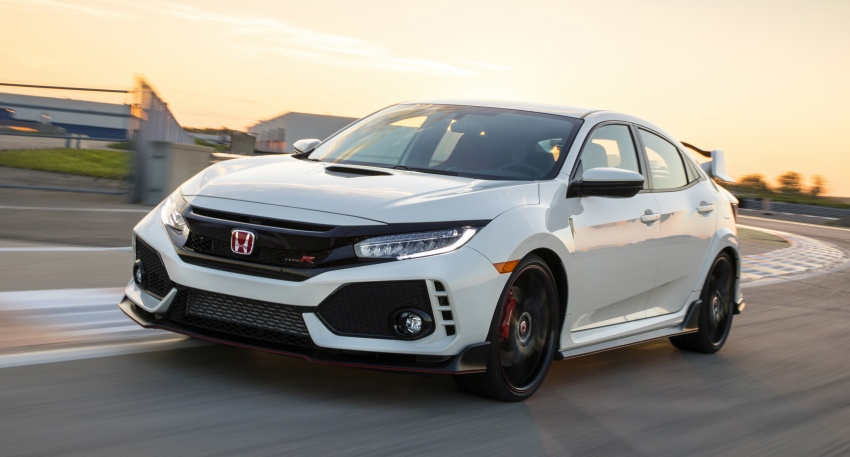 Honda Civic Type R sedia ke Australia – AU$50,990 Image #678603