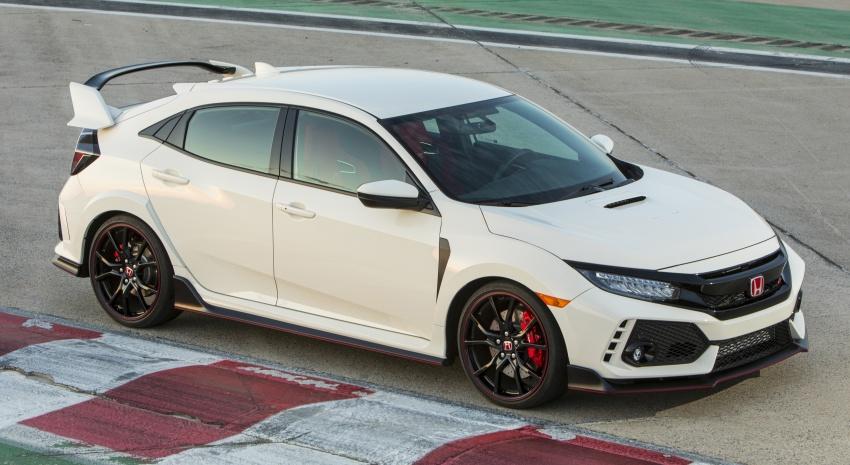 Honda Civic Type R sedia ke Australia – AU$50,990 Image #678599