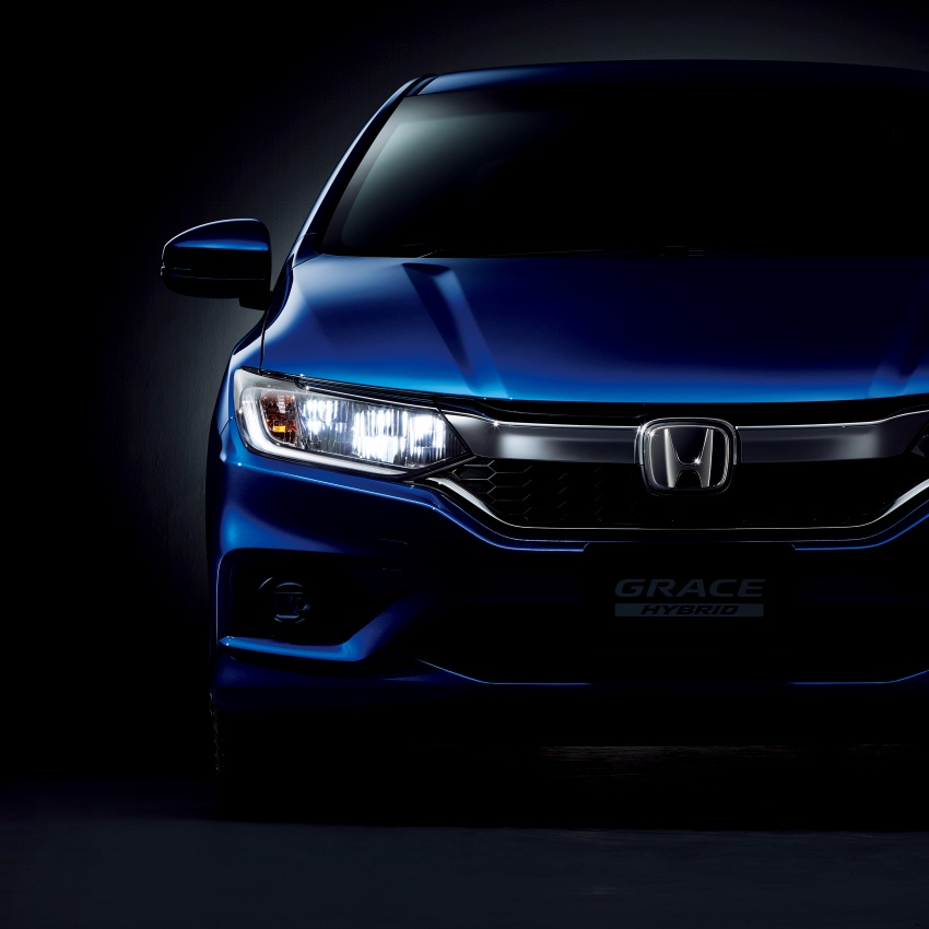Honda Grace facelift – revised City launched in Japan, gains Honda Sensing safety suite, priced from RM67k Image #679962