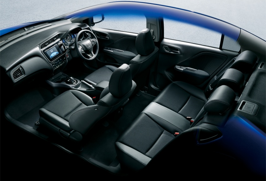 Honda Grace facelift – revised City launched in Japan, gains Honda Sensing safety suite, priced from RM67k Image #679965