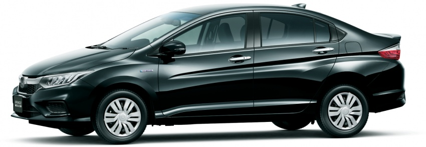 Honda Grace facelift – revised City launched in Japan, gains Honda Sensing safety suite, priced from RM67k Image #679970