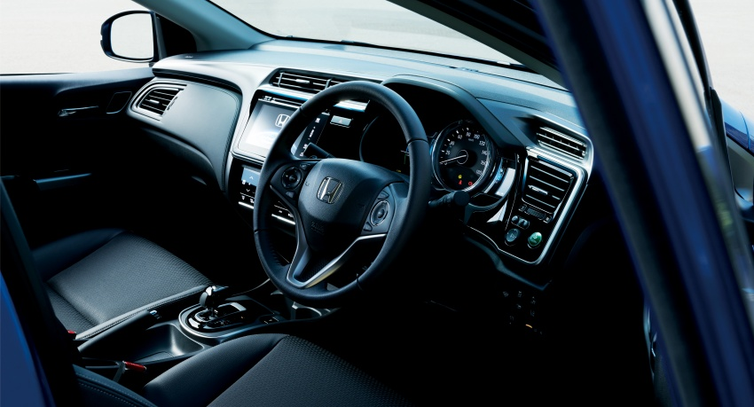 Honda Grace facelift – revised City launched in Japan, gains Honda Sensing safety suite, priced from RM67k Image #679954