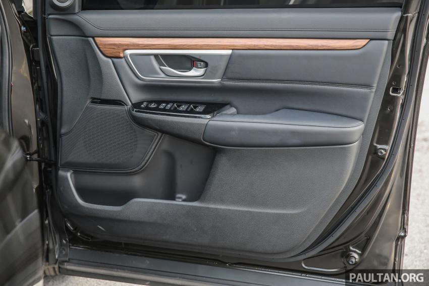 Honda CR-V 2017 dilancar di M'sia – 3 varian 1.5L turbo dan 1 varian 2.0L N/A, harga RM142k-RM168k Image #682070