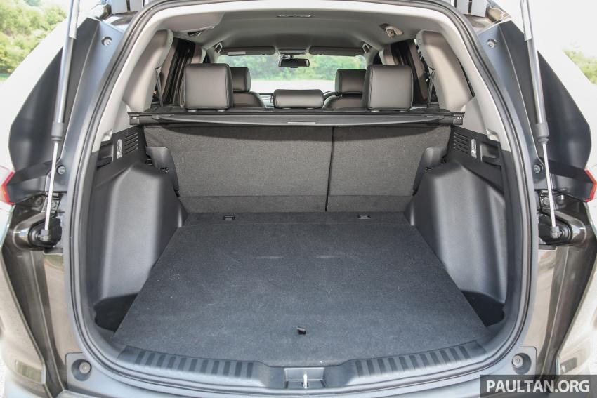 Honda CR-V 2017 dilancar di M'sia – 3 varian 1.5L turbo dan 1 varian 2.0L N/A, harga RM142k-RM168k Image #682078