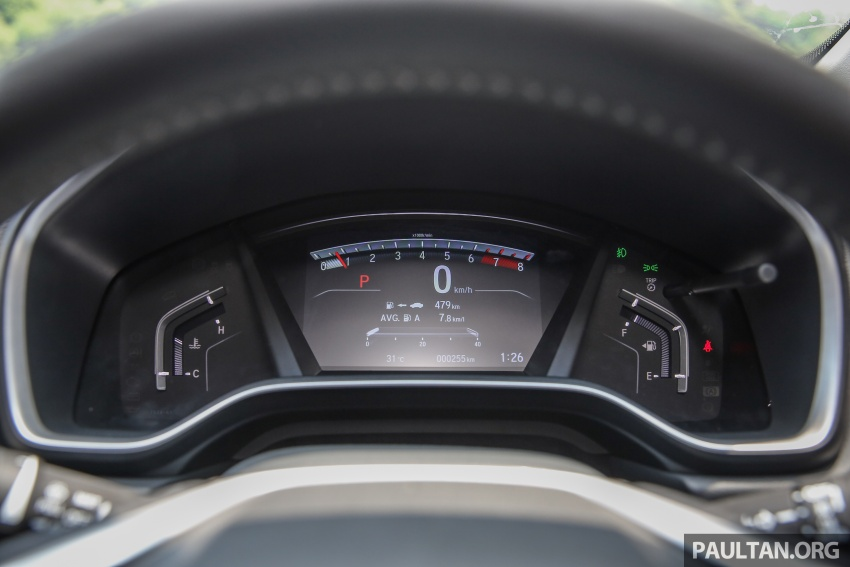 Honda CR-V 2017 dilancar di M'sia – 3 varian 1.5L turbo dan 1 varian 2.0L N/A, harga RM142k-RM168k Image #682052