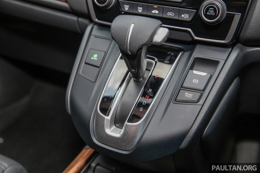 Honda CR-V 2017 dilancar di M'sia – 3 varian 1.5L turbo dan 1 varian 2.0L N/A, harga RM142k-RM168k Image #682057