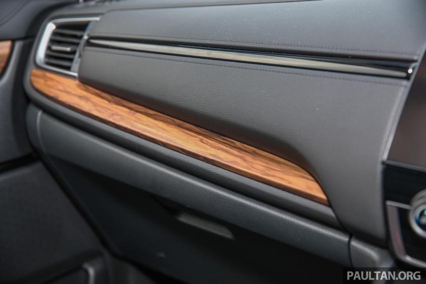 Honda CR-V 2017 dilancar di M'sia – 3 varian 1.5L turbo dan 1 varian 2.0L N/A, harga RM142k-RM168k Image #681994