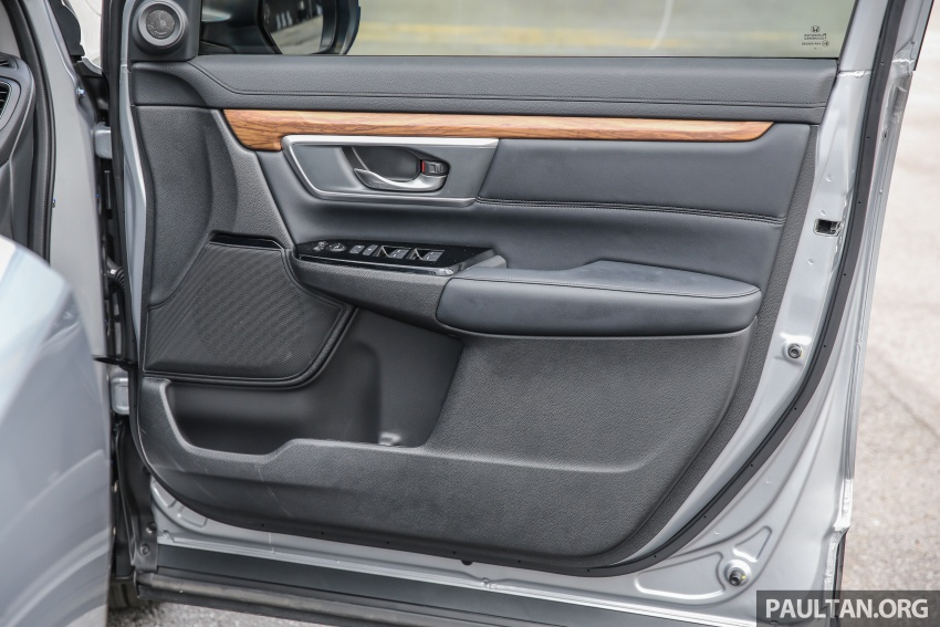 Honda CR-V 2017 dilancar di M'sia – 3 varian 1.5L turbo dan 1 varian 2.0L N/A, harga RM142k-RM168k Image #682005