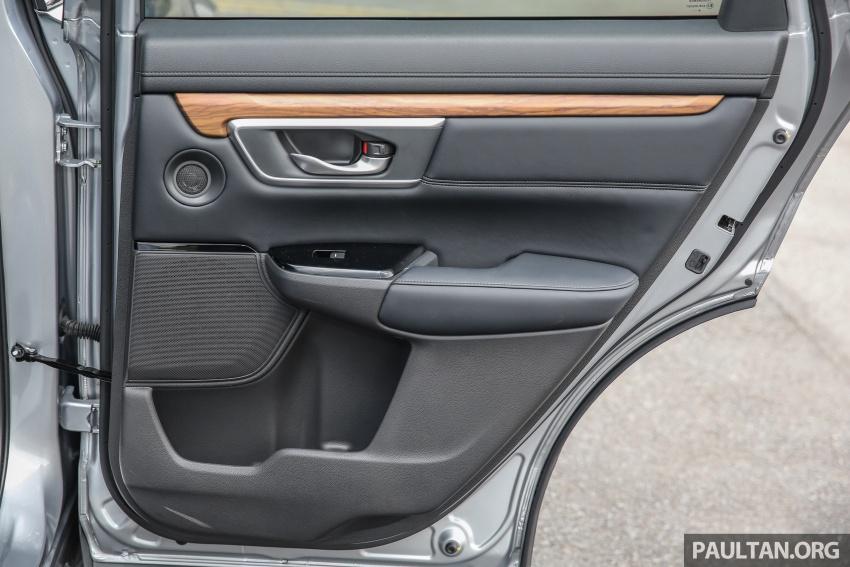 Honda CR-V 2017 dilancar di M'sia – 3 varian 1.5L turbo dan 1 varian 2.0L N/A, harga RM142k-RM168k Image #682010