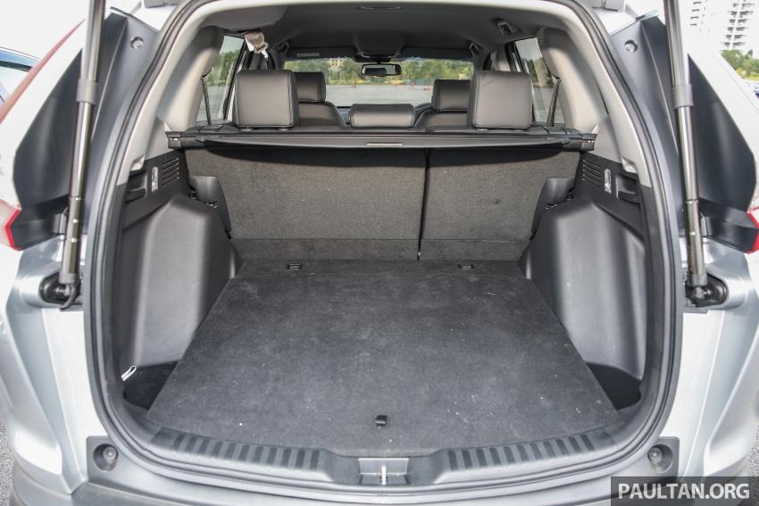 Honda CR-V 2017 dilancar di M'sia – 3 varian 1.5L turbo dan 1 varian 2.0L N/A, harga RM142k-RM168k Image #682013