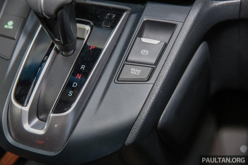 Honda CR-V 2017 dilancar di M'sia – 3 varian 1.5L turbo dan 1 varian 2.0L N/A, harga RM142k-RM168k Image #681985