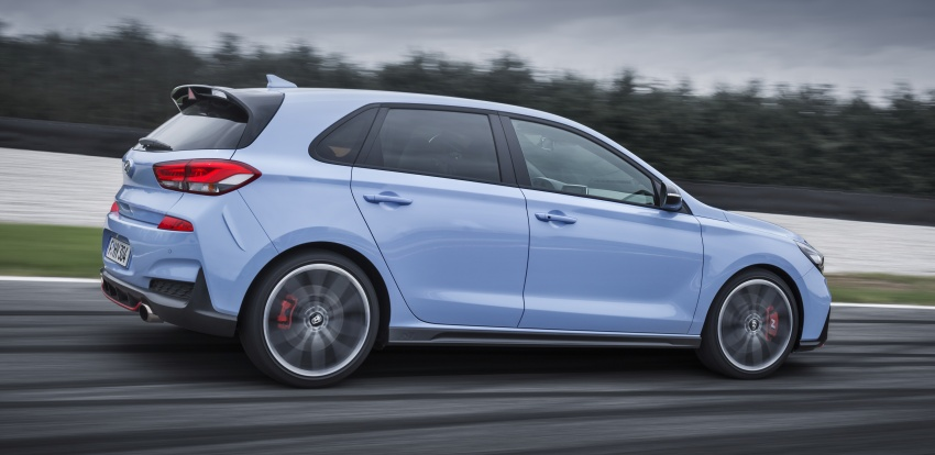 Hyundai i30 N – 275 PS and 353 Nm, six-speed manual Image #683081