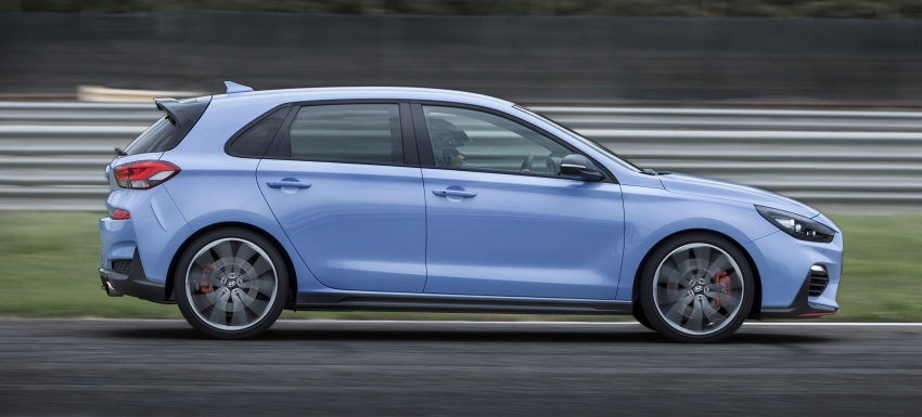 Hyundai i30 N akhirnya didedahkan – 2.0 liter turbo T-GDI 275 PS/353 Nm, manual 6-kelajuan, E-LSD Image #683149