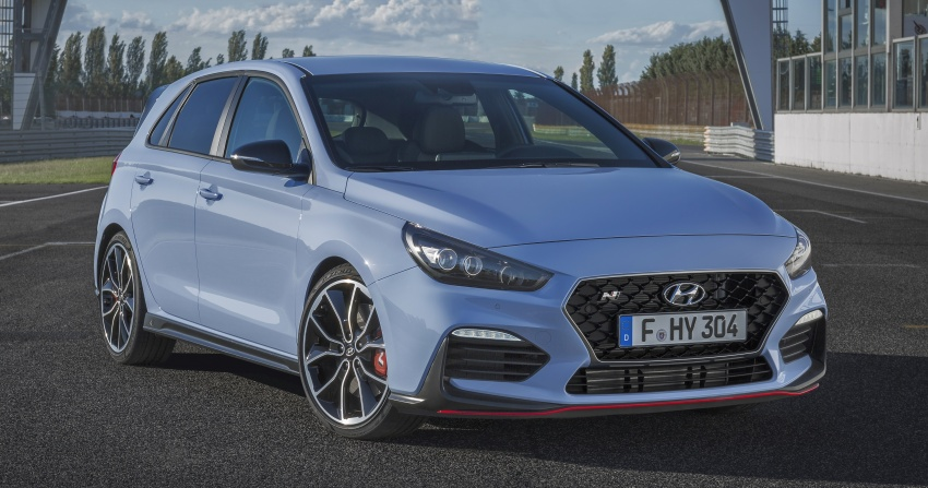 Hyundai i30 N – 275 PS and 353 Nm, six-speed manual Image #683084