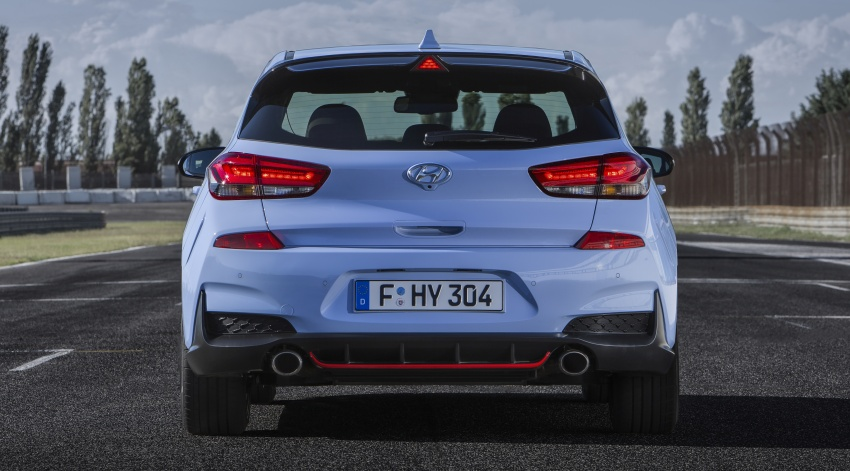 Hyundai i30 N – 275 PS and 353 Nm, six-speed manual Image #683087