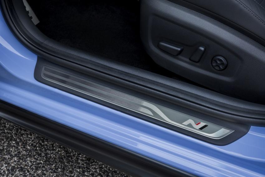 Hyundai i30 N akhirnya didedahkan – 2.0 liter turbo T-GDI 275 PS/353 Nm, manual 6-kelajuan, E-LSD Image #683160