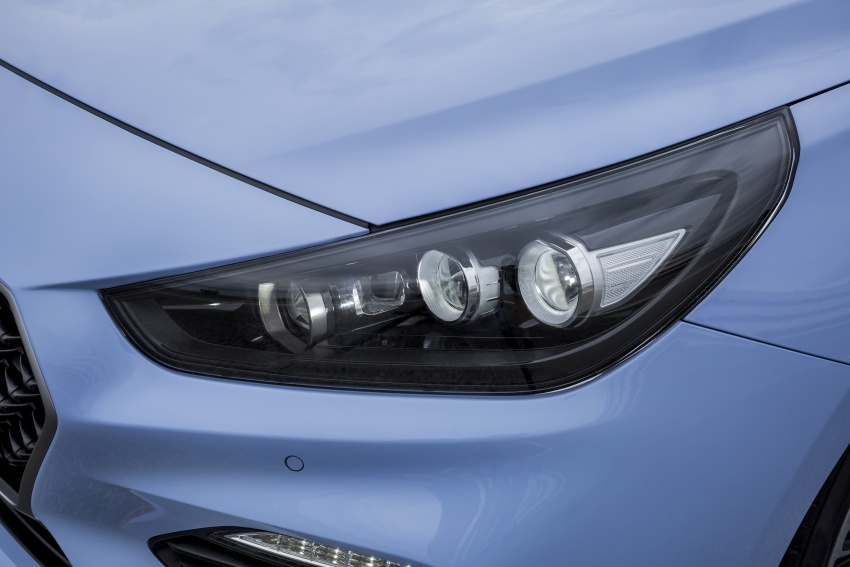 Hyundai i30 N – 275 PS and 353 Nm, six-speed manual Image #683093