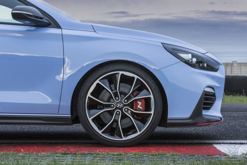 Hyundai i30 N – 275 PS and 353 Nm, six-speed manual Image #683094