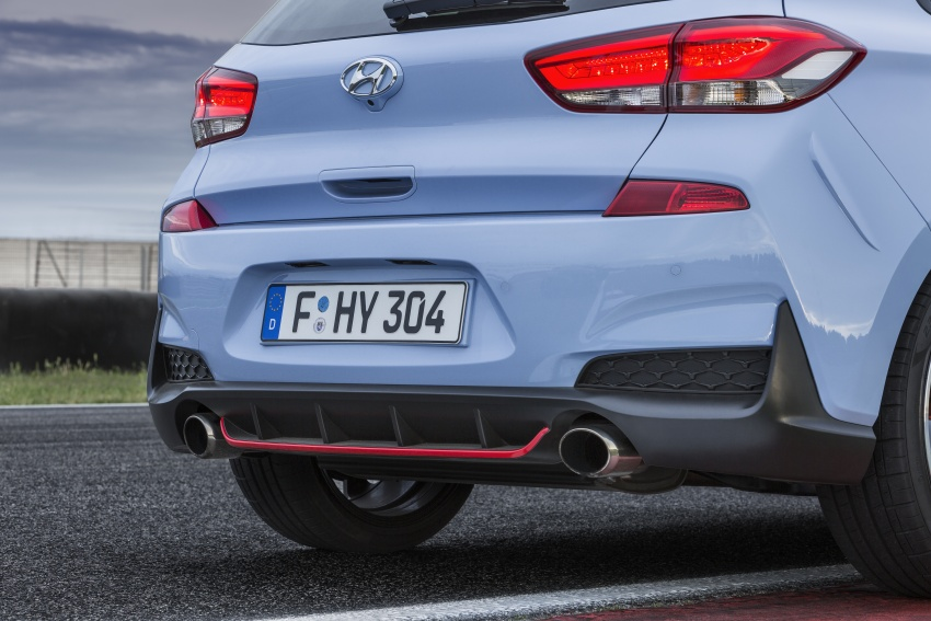Hyundai i30 N – 275 PS and 353 Nm, six-speed manual Image #683097