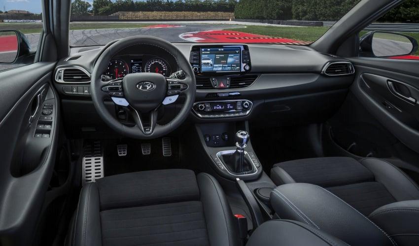 Hyundai i30 N akhirnya didedahkan – 2.0 liter turbo T-GDI 275 PS/353 Nm, manual 6-kelajuan, E-LSD Image #683167