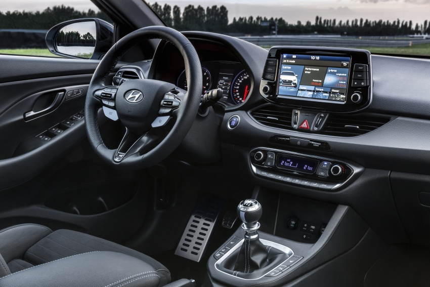 Hyundai i30 N – 275 PS and 353 Nm, six-speed manual Image #683102