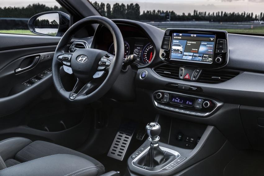 Hyundai i30 N akhirnya didedahkan – 2.0 liter turbo T-GDI 275 PS/353 Nm, manual 6-kelajuan, E-LSD Image #683168