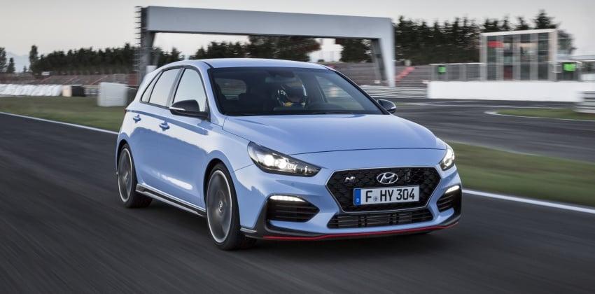 Hyundai i30 N akhirnya didedahkan – 2.0 liter turbo T-GDI 275 PS/353 Nm, manual 6-kelajuan, E-LSD Image #683137