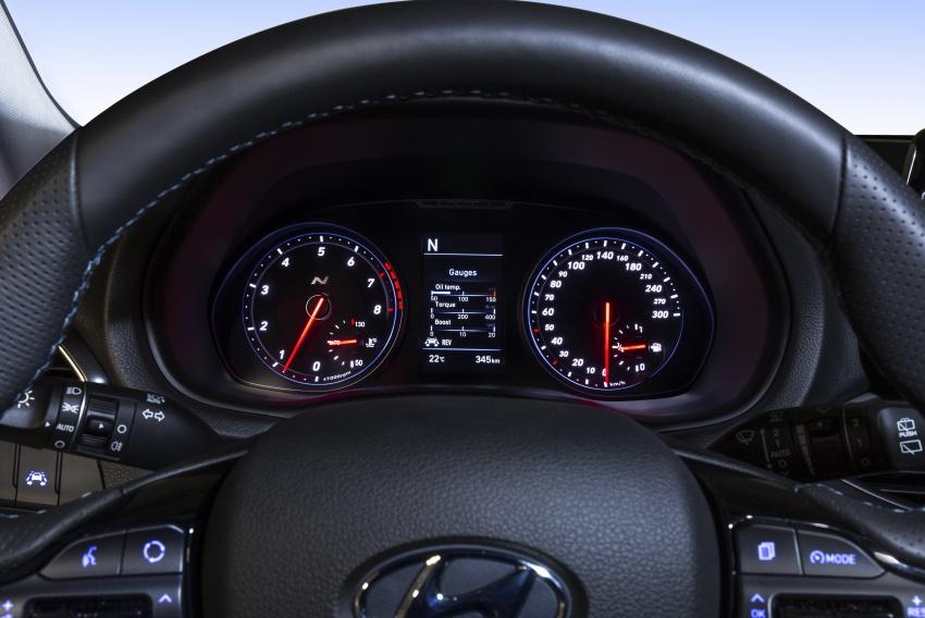 Hyundai i30 N akhirnya didedahkan – 2.0 liter turbo T-GDI 275 PS/353 Nm, manual 6-kelajuan, E-LSD Image #683170