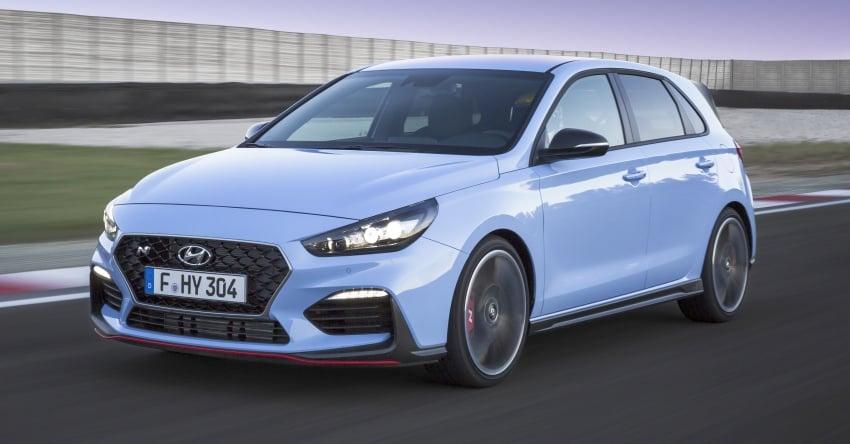 Hyundai i30 N akhirnya didedahkan – 2.0 liter turbo T-GDI 275 PS/353 Nm, manual 6-kelajuan, E-LSD Image #683138